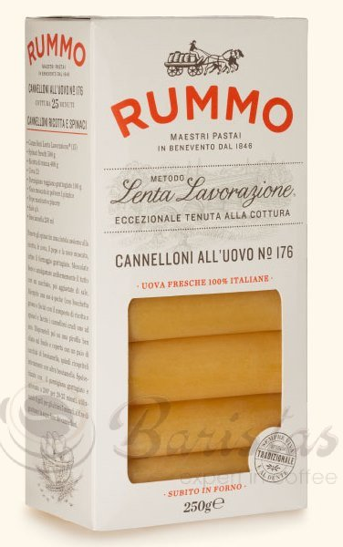 Rummo Cannelloni All'Uovo № 176 250г макаронные изделия