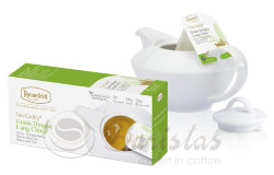 Ronnefeldt Tea-Caddy Green Dragon/Lung Ching зеленый чай 3,9г х 20шт