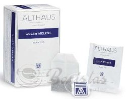 Althaus Assam Meleng Deli Packs 20 пак x 1.75 г черный чай