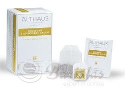 Althaus Rooibush Strawberry Cream  Deli Pack 20 пак х 1.75г травяной чай