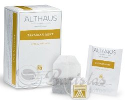 Althaus Bavarian Mint Deli Packs 20 пак x 1.75 г листья мяты