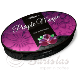 Magnat Purple Magic 125г чернослив в темном шоколаде ж/б
